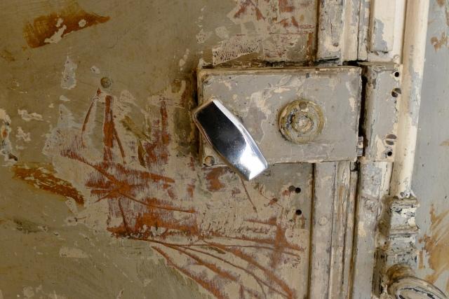 Porte, atelier de Séra © Helen Doyle P1030090